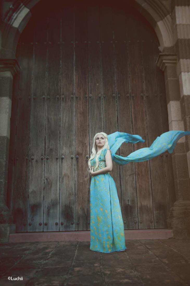 Game Of Thrones - Daenerys Targaryen 4 by luchia-28