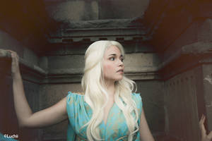 Game Of Thrones - Daenerys Targaryen 5 by luchia-28