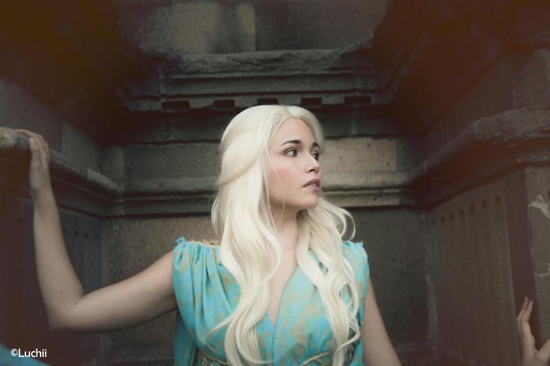 Game Of Thrones - Daenerys Targaryen 5 by luchia-28