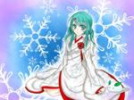 Snow Miku - 2013 Version