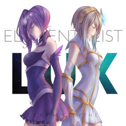 Elementalist Lux - Dark and Light