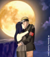 NH Moonlight kiss by WendyUchiha