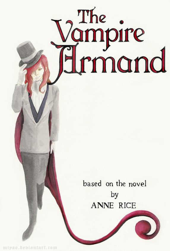 The Vampire Armand by miyao