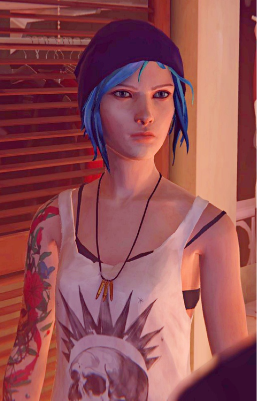 Life is Strange - Chloe Price by AlphaLeaderHUNK