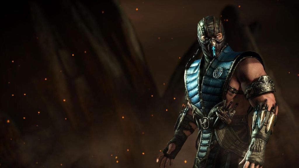 Mortal Kombat X Sub Zero Deviantart Mortal Kombat X Sub-Zero