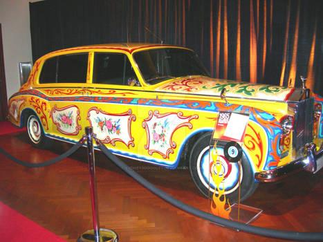 John Lennon's Rolls Royce