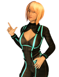 Product Preview: Alexis for Genesis 3 Female