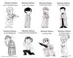 Sherlock Holmes in...
