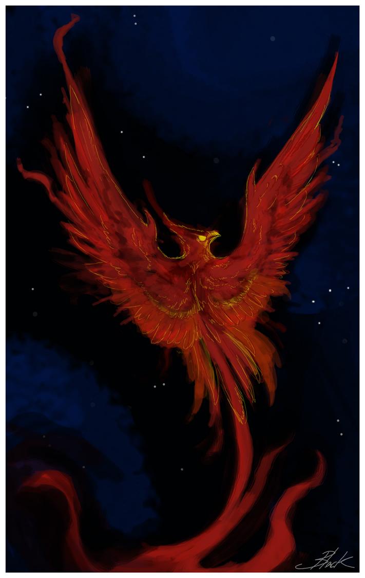 Phoenix Rising by caycowa