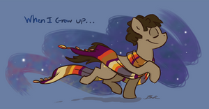 Doctor Whooves - When I grow up...