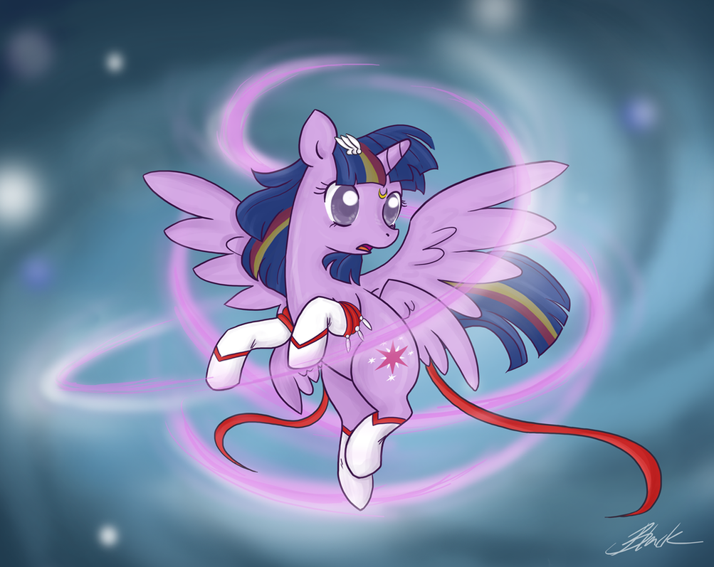 MLP - Pretty Soldier Sailor Twilight by caycowa on DeviantArt
