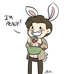Bunny!Doctor is ready