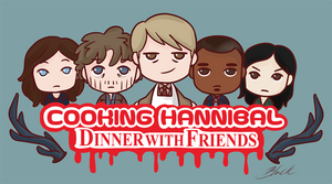 Cooking Hannibal - Dinner with Friends
