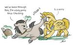 MLP - Boy pony