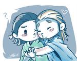 Thorki - Hugs