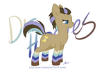 MLP - Rainbow Doctor Whooves