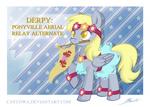 MLP - Derpy the Olympian