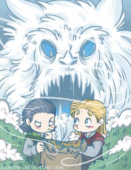 Loki and Thor - Found Him