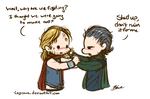 Thor/Loki Week - Kick-Off Night: Why Thor/Loki?