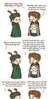 Thor/Loki Week - Day 1: Pre-Thor