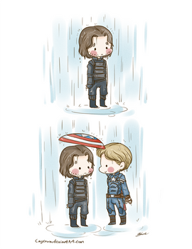 Stucky - In the Rain