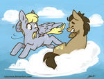 MLP - Cloudy with a chance of Doctor