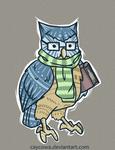 Abble the Owl