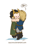 Bro - Agent Loki and Thor