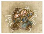 The Hobbit BotFA - Fili and Kili