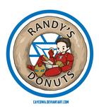 Iron Man - Randy's Donuts