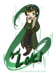 Rude - Agent!Loki