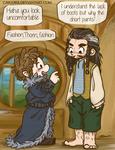 Hobbit - Thorin the Exchange Hobbit