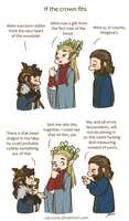 Hobbit - If the crown fits