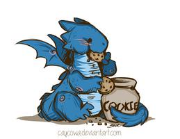Dragon Cookies