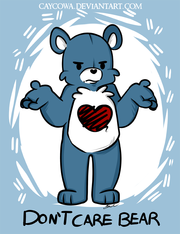 don_t_care_bear_by_caycowa-d8qvomb