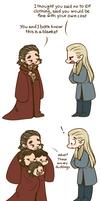 Hobbit - It's a Blanket