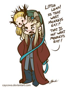 Hobbit - Not What Monkeys Eat