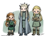 We Three Kings - Mirkwood Family