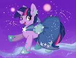 MLP - Twilight Sparkle Gala Revisited