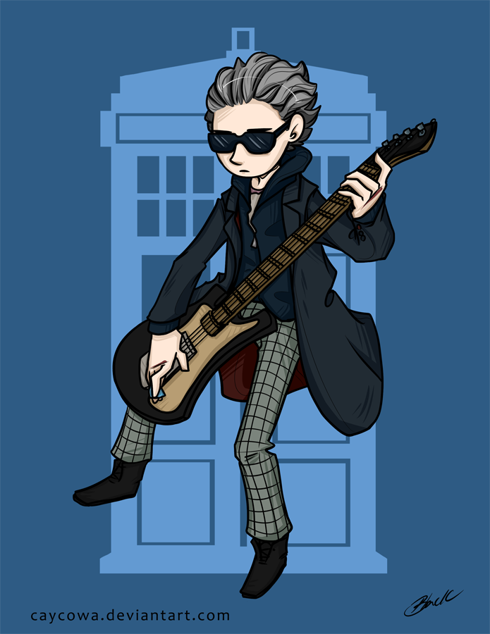 Doctor Who - Guitar Hero
