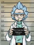 Rick and Morty - The Usual Suspect - Rick