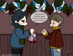 BBC Sherlock - Christmas Dinner Leftovers