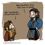 Hobbit - We Three Kings - Bard Braids