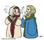 Hobbit - Barduil - Fluffball