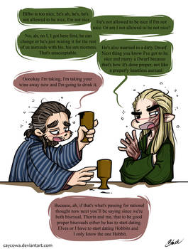 Hobbit - We Three Kings - Prefect