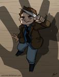 Commission - SPN - Tiny Dean