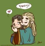 Hobbit - Barduil - Fuzzy