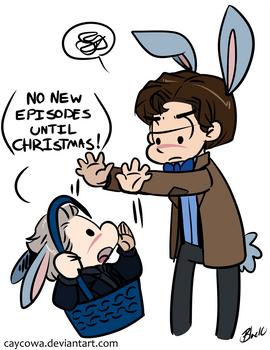 Doctor Who - Bunny! Doctors