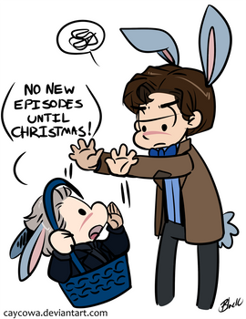 Doctor Who - Bunny! Doctors