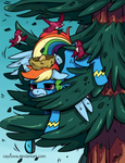 MLP - Rainbow Crash